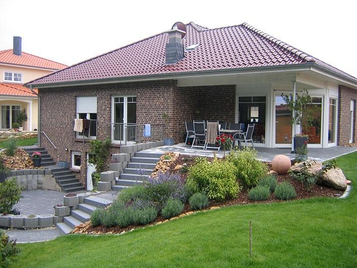 bungalows mit einer ebene schl sselfertige bungalows kaufen. Black Bedroom Furniture Sets. Home Design Ideas